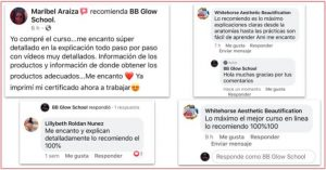 Testimonios-Curso-BB-Glow-School-de-Daniela-Velez-Resultados