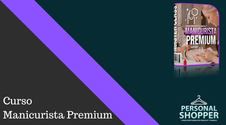 Manicurista Premium Curso de Laura Malpartida