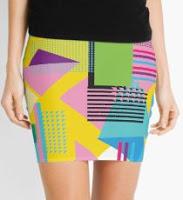 Faldas de muchos colores