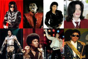 Michael Jackson en los 80