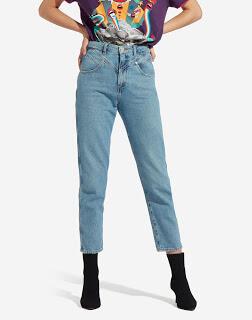 Pantalones pitillo de los 80