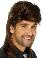 Peinados hombres en los 80