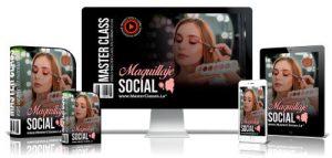 Maquillaje social caja curso