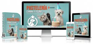 Pastelería canina y felina curso online