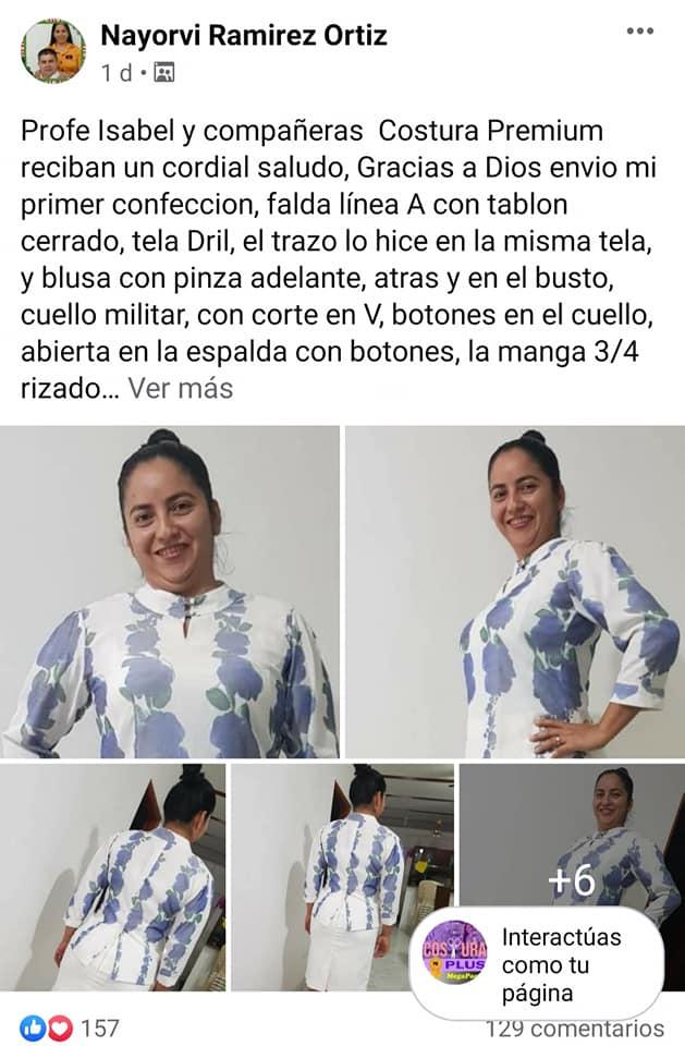 Testimonios de Irene Isabel Villagómez