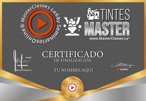Curso certificado tintes master testimonios