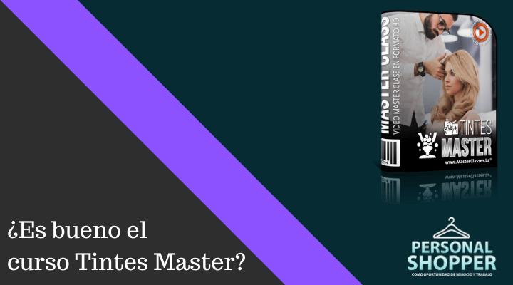 ¿Es bueno el curso Tintes Master en Hotmart?