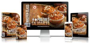 Curso Postres Saludables Hotmart