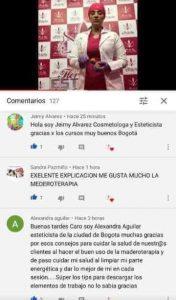 Maderoterapia Xpert opiniones testimonios comentarios